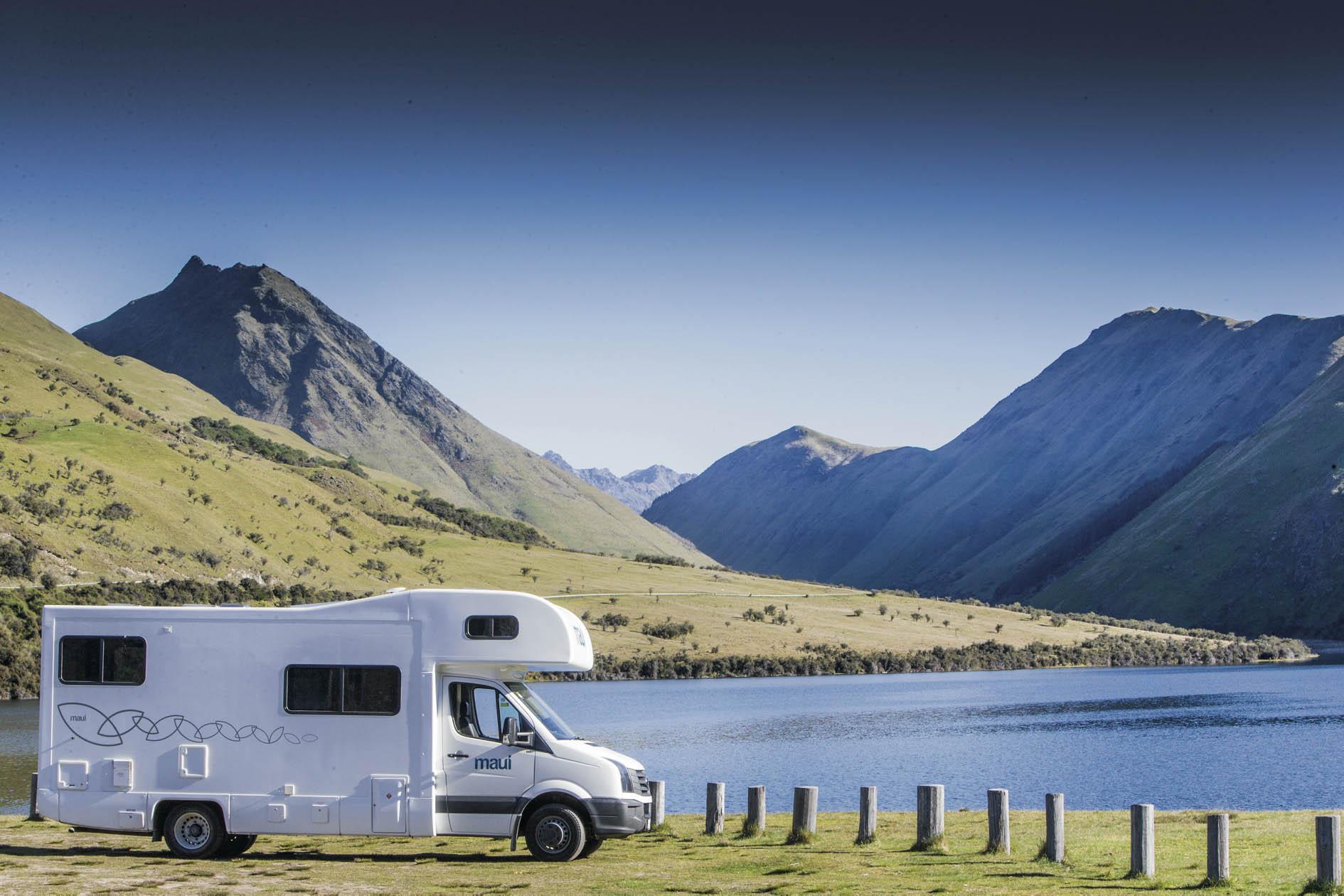 Mau Tahu Serba Serbi Liburan Dengan Campervan? Yuk, Simak Tulisan Di Bawah  Ini! | Yuktravel Blog